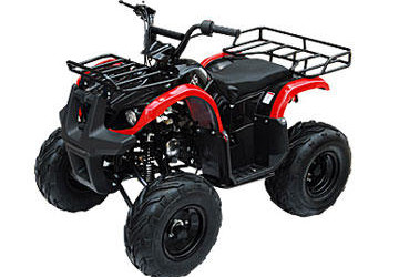 Blizzard 125cc ATV