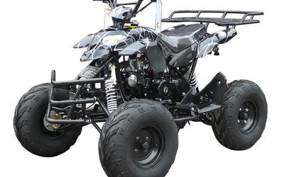 Mighty Dirt Demon 125cc ATV