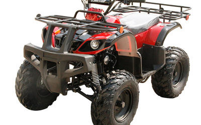 Mountain 125cc ATV