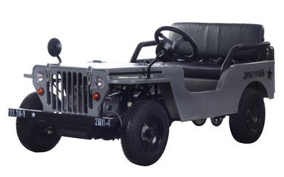Thunderbird 125cc Jeep